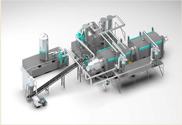 Hornos Metálicos para hacer carbón - Beston