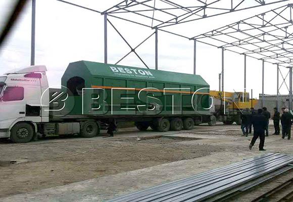 Máquina Clasificadora De Basura - Beston