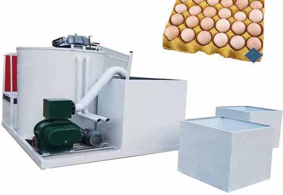 Máquina De Hacer Maples De Huevo BTF-1 - Beston