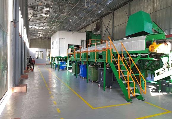 Máquina De Reciclaje De Residuos - En Chile