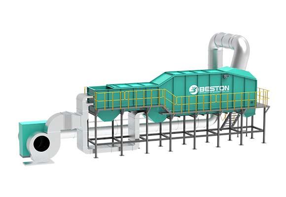 Máquina De Sepraración De Succión Residuos - Beston