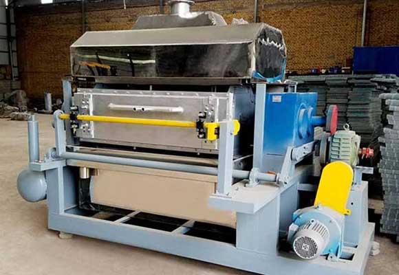 Máquina Moldeadora de Pasta de Papel Precio