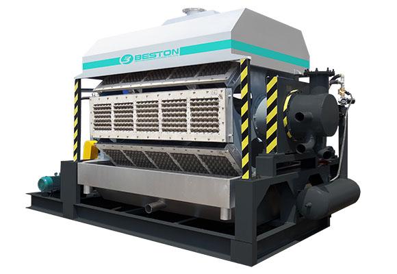 Máquina Reciclaje De Residuos De Papel - Beston