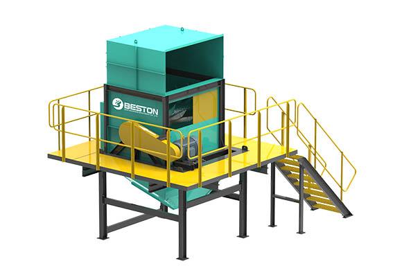 Máquina Triduradora De Bolsas - Beston