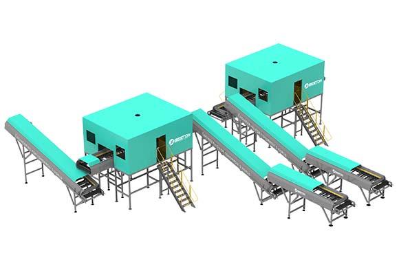 Plataforma De Clasificación Manual De Residuos