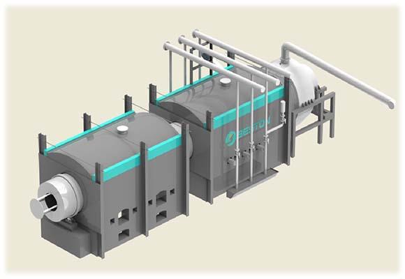Sistema De Purificacion De Gas