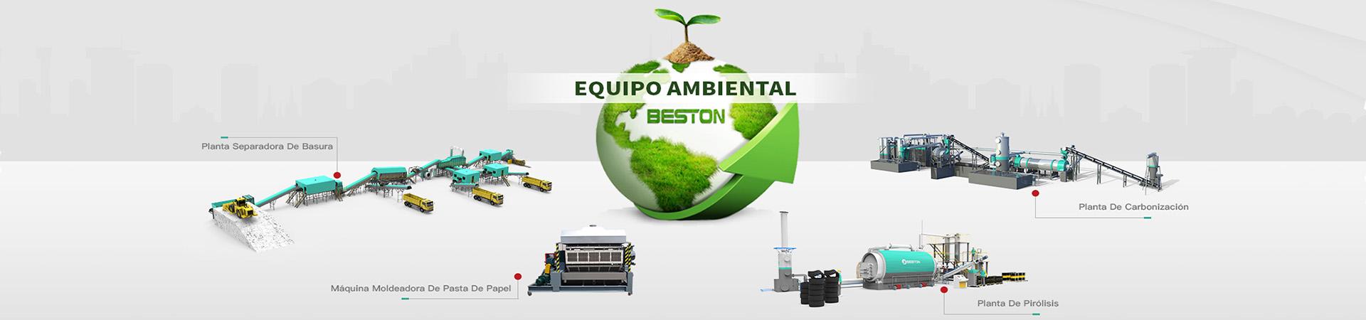 Máquinas De Reciclaje - Beston
