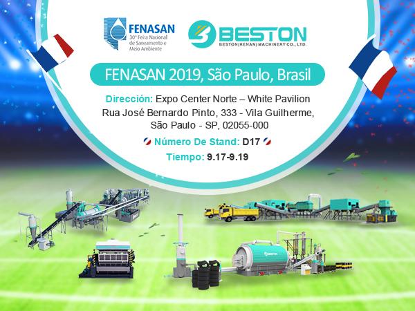 Información De La Exposición De FENASAN
