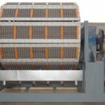 Máquina Para Fabricar Cubetas De Huevos BTF-12