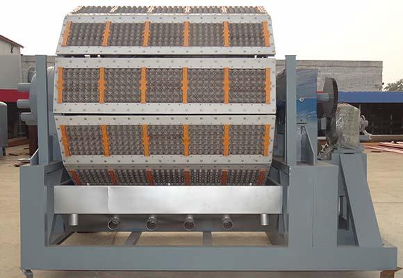 Máquina Para Hacer Cubetas De Huevos BTF-12