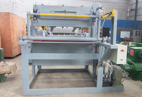 Máquina Para Fabricar Bandejas De Cartón BTF-1