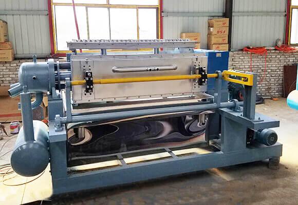 Máquina para fabricar cubetas de huevos BTF-4