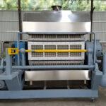Máquina Para Hacer Bandejas De Huevos