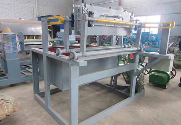 máquina para hacer cubetas de huevos BTF-1