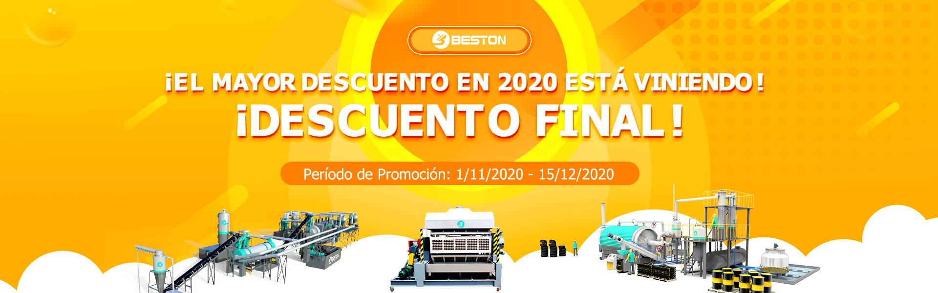 Descuento Final - 2020 Beston Promoción