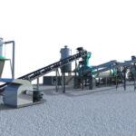 Máquina para Hacer Carbón Vegetal