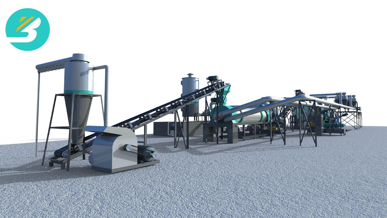 Equipo de carbonización