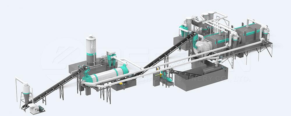 La Máquina de Carbonizacion de BESTON