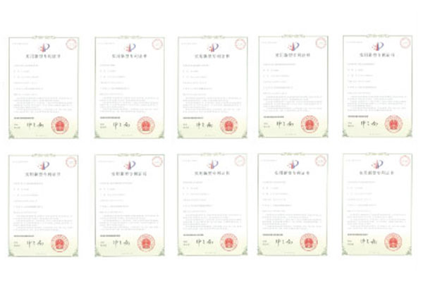 Certificado de Nuestra empresa