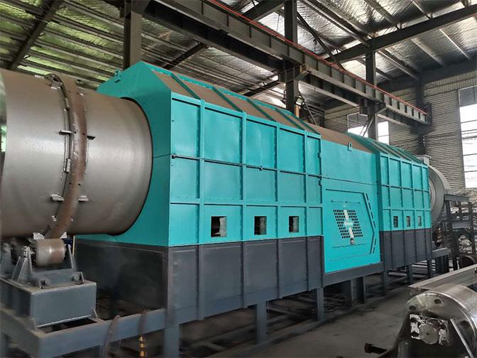 La Fábrica de Carbonización -BESTON