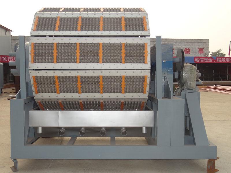 La máquina de cubetas de huevos BTF 5-12