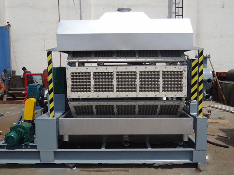 La máquina de cubetas de huevos BTF 5-8