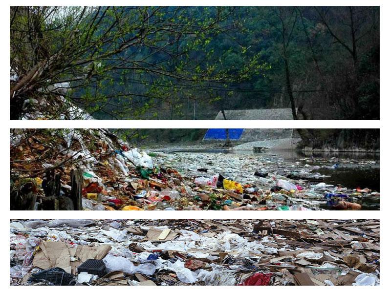 La Contaminación Ambiental Se Está Agravando